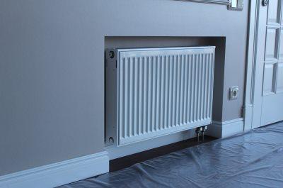 Монтаж радиаторов и трубопроводов отопления