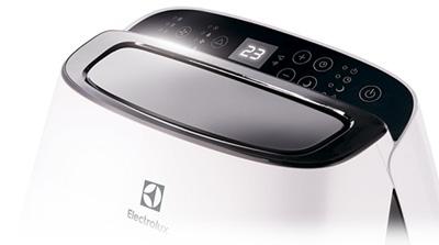 Обзор мобильного кондиционера Electrolux Art Style