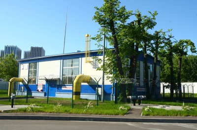Котлы BAXI в газорегуляторных пунктах города Москвы