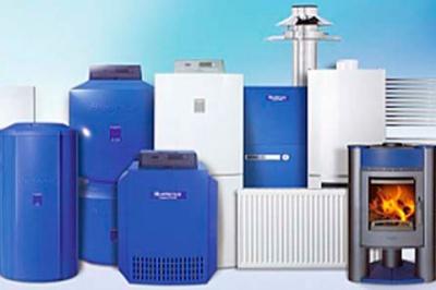 Отопление. Монтаж радиаторов и котлов